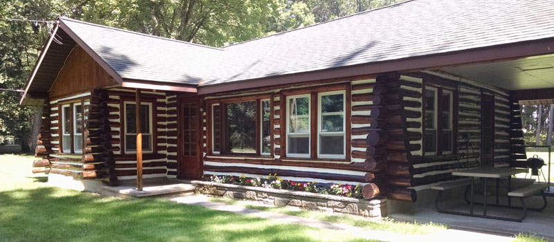 Log House Vacation Rental